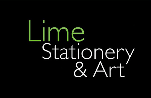 Lime Stationery & Art