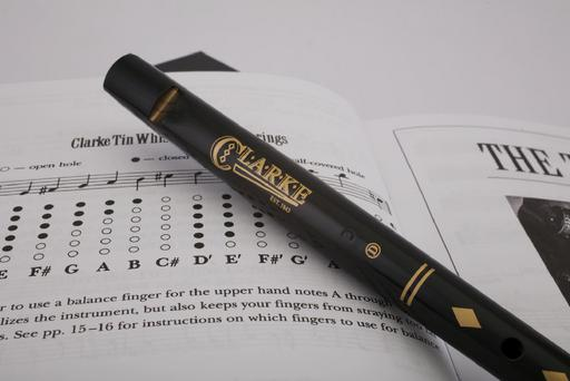 The Clarke Tin Whistle Company